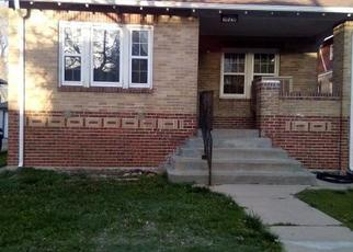 Pre Foreclosure in Denver 80204 OSCEOLA ST - Property ID: 979960855