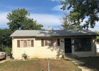 Pre Foreclosure in Denver 80219 S QUITMAN ST - Property ID: 979980558