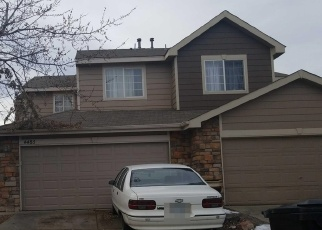 Pre Foreclosure in Denver 80239 CRYSTAL ST - Property ID: 979981881