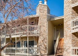 Pre Foreclosure in Denver 80247 FAIRMOUNT DR - Property ID: 980413721