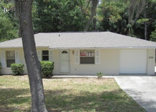 Pre Foreclosure in Crystal River 34428 W SUNRIPE LOOP - Property ID: 980889798