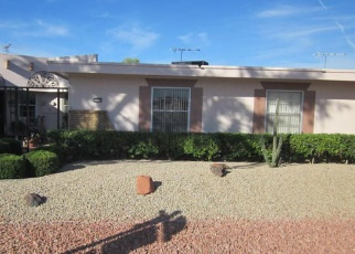 Pre Foreclosure in Sun City 85373 N BOSWELL BLVD - Property ID: 982009243