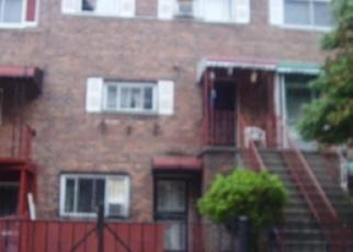 Pre Foreclosure in Bronx 10472 STRATFORD AVE - Property ID: 982485778
