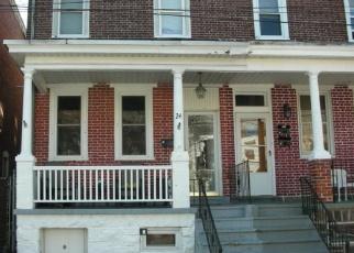 Pre Foreclosure in Bristol 19007 LINCOLN AVE - Property ID: 982563286