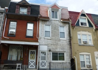 Pre Foreclosure in Reading 19604 DOUGLASS ST - Property ID: 983454568