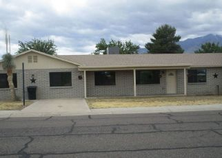 Pre Foreclosure in Thatcher 85552 W ANDERSON ST - Property ID: 984326125