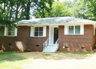 Pre Foreclosure in Anderson 29626 SHAWNEE AVE - Property ID: 984478550