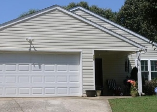Pre Foreclosure in Anderson 29626 PINOCA DR - Property ID: 984559123