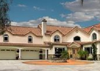 Pre Foreclosure in Simi Valley 93065 ARIELLE LN - Property ID: 985246765