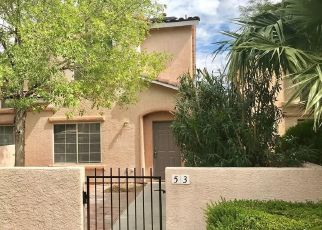 Pre Foreclosure in Las Vegas 89123 BELLE ESSENCE AVE - Property ID: 985794216