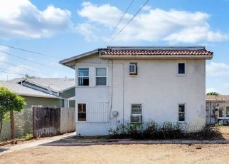 Pre Foreclosure in North Hollywood 91605 BEN AVE - Property ID: 986263740