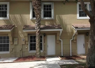 Pre Foreclosure in Hollywood 33025 SW 122ND AVE - Property ID: 987287721