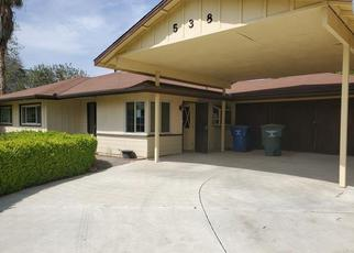 Pre Foreclosure in Bakersfield 93305 WALNUT AVE - Property ID: 987396329