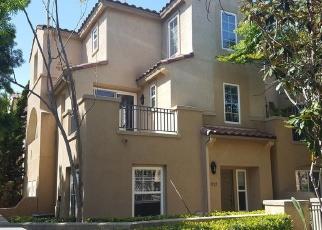 Pre Foreclosure in Chula Vista 91913 CAMINITO ALCALA - Property ID: 988799605