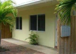 Pre Foreclosure in Fort Lauderdale 33305 NE 18TH ST - Property ID: 988909531