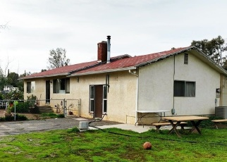 Pre Foreclosure in Ramona 92065 WASHINGTON ST - Property ID: 989005900