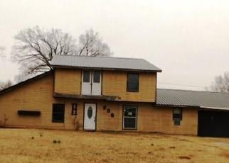 Pre Foreclosure in Tecumseh 74873 E PARK ST - Property ID: 989032157