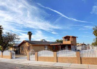 Pre Foreclosure in Las Vegas 89121 RITA DR - Property ID: 989474968