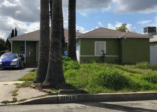 Pre Foreclosure in North Hollywood 91605 COVELLO ST - Property ID: 990217771