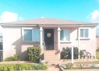 Pre Foreclosure in San Diego 92111 NYE ST - Property ID: 990278195
