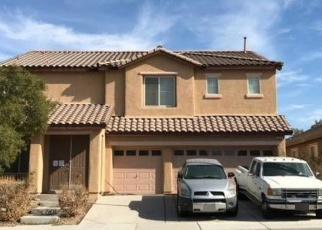 Pre Foreclosure in North Las Vegas 89032 GOLDFIELD ST - Property ID: 990492814