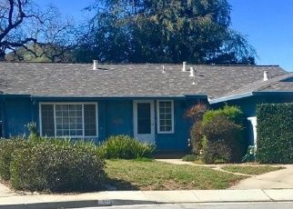 Pre Foreclosure in Morgan Hill 95037 LAS COCHES CT - Property ID: 990747267