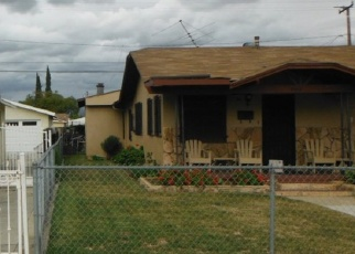 Pre Foreclosure in Maywood 90270 E 54TH ST - Property ID: 991031516
