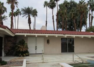 Pre Foreclosure in La Quinta 92253 AVENIDA MONTERO - Property ID: 991078375