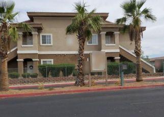 Pre Foreclosure in Henderson 89011 ASPEN PEAK LOOP - Property ID: 991281157