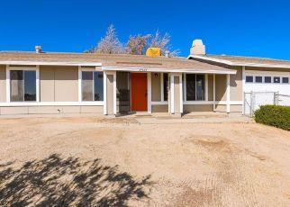 Pre Foreclosure in Palmdale 93591 179TH ST E - Property ID: 991904848
