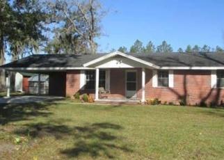 Pre Foreclosure in Glen Saint Mary 32040 REID STAFFORD RD - Property ID: 992328805