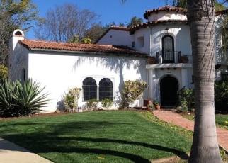Pre Foreclosure in Pasadena 91107 SAN PASQUAL ST - Property ID: 992932770