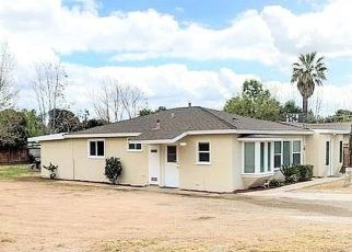 Pre Foreclosure in Riverside 92505 CAMPBELL AVE - Property ID: 992940198