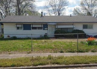 Pre Foreclosure in East Saint Louis 62205 N 39TH ST - Property ID: 993399191