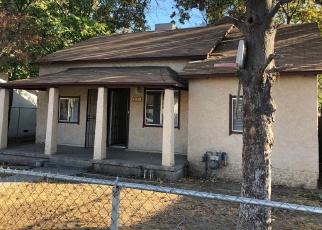 Pre Foreclosure in Fresno 93702 E MCKENZIE AVE - Property ID: 994286986