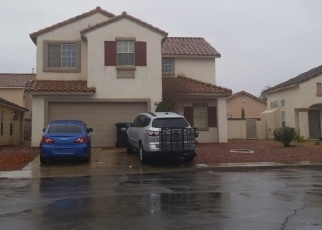 Pre Foreclosure in Henderson 89011 TOBBLE CREEK CT - Property ID: 995404691