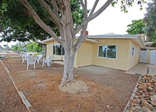 Pre Foreclosure in National City 91950 32ND ST - Property ID: 995488784