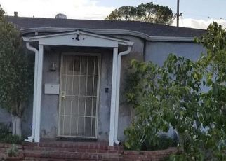 Pre Foreclosure in North Hollywood 91601 STROHM AVE - Property ID: 995892142