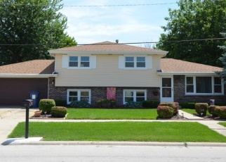 Pre Foreclosure in Bridgeview 60455 S THOMAS AVE - Property ID: 995904411