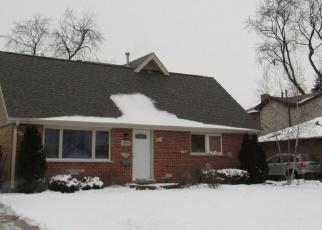 Pre Foreclosure in Bridgeview 60455 SARATOGA DR - Property ID: 996486481