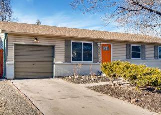Pre Foreclosure in Aurora 80013 S IDALIA ST - Property ID: 996513192