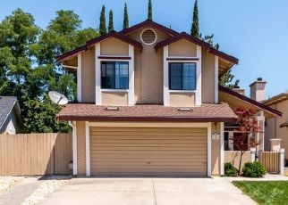 Pre Foreclosure in Antelope 95843 BROWNLEA CIR - Property ID: 997482881