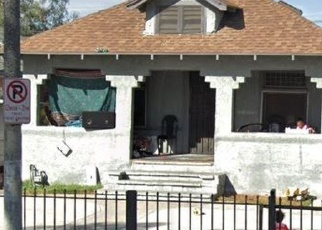 Pre Foreclosure in Los Angeles 90011 E 53RD ST - Property ID: 998219546