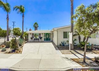 Pre Foreclosure in San Diego 92117 CONRAD AVE - Property ID: 998633883