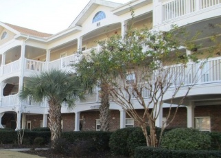 Pre Foreclosure in North Myrtle Beach 29582 CATALINA DR - Property ID: 999141481