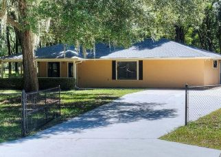 Pre Foreclosure in Chiefland 32626 NW 110TH CIR - Property ID: 999407775
