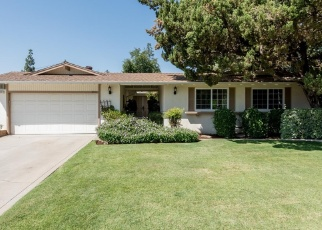 Pre Foreclosure in Fresno 93704 N WISHON AVE - Property ID: 999540472