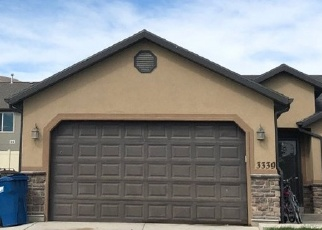 Pre Foreclosure in Saratoga Springs 84045 S HAWK DR - Property ID: 999700331