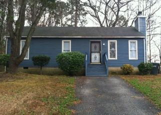 Sheriff Sale in Richmond 23225 GRANTWOOD CT - Property ID: 70141949559