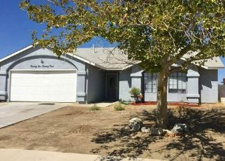 Sheriff Sale in Rosamond 93560 THISTLE ST - Property ID: 70146263601